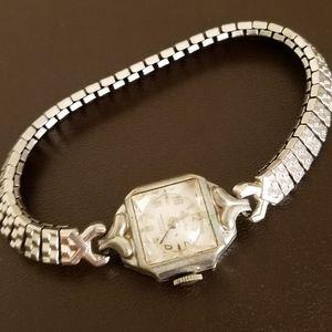 Antique Ladies Watch Kingston 17 Jewels Vintage